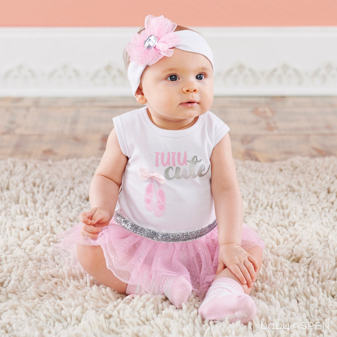 My First Ballerina Outfit | Outfits for All of Baby's Firsts | Baby Aspen