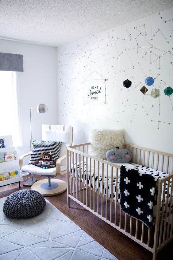 New Nursery Tour by Jen Loves Kev