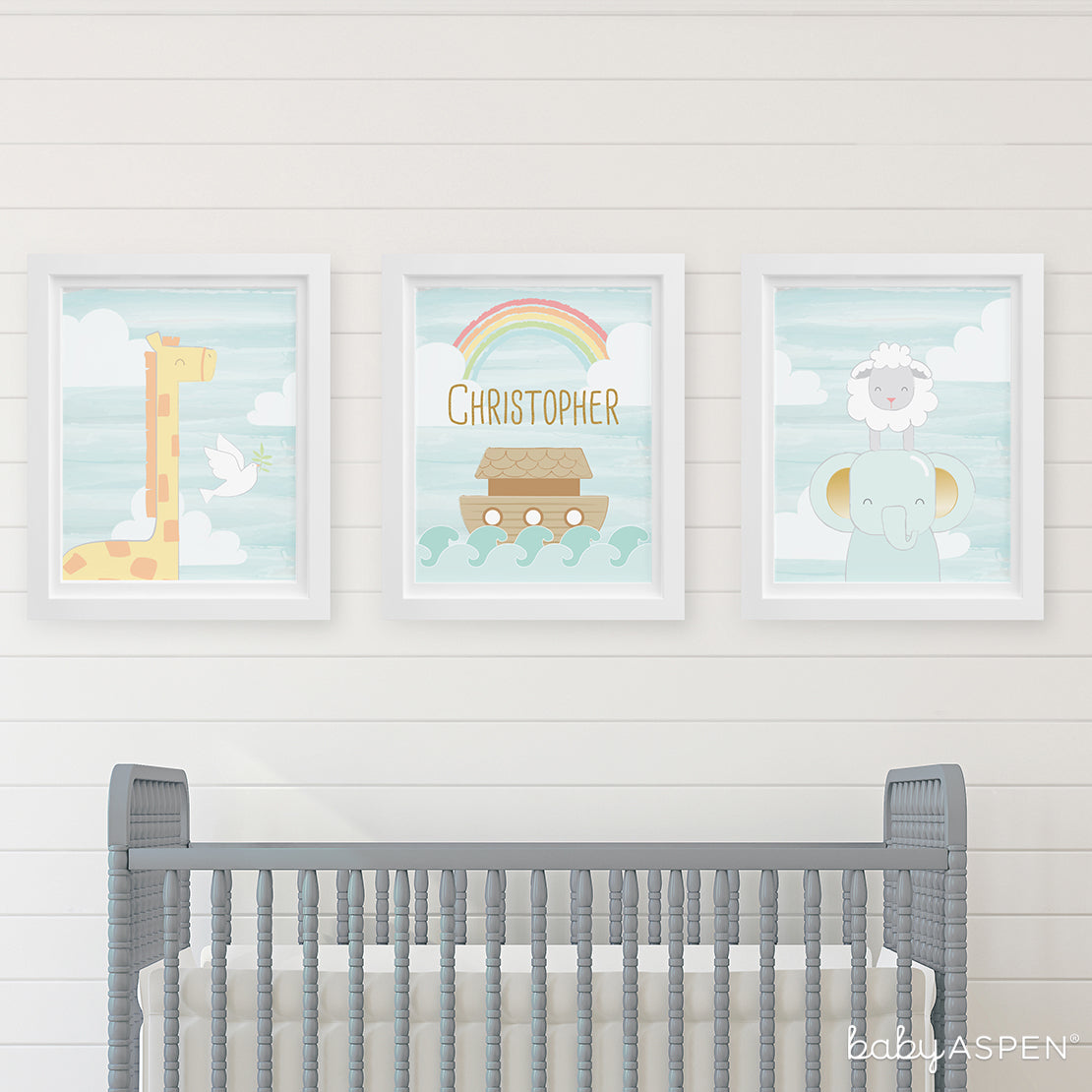 Wonderful Wall Art for Any Baby Nursery