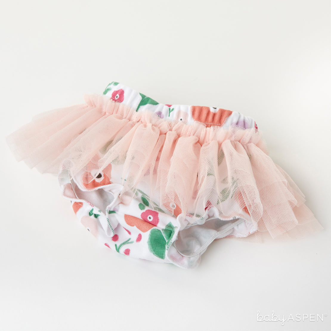Plush Plus Bloomers | Plush Friends Every Baby Will Love | Baby Aspen