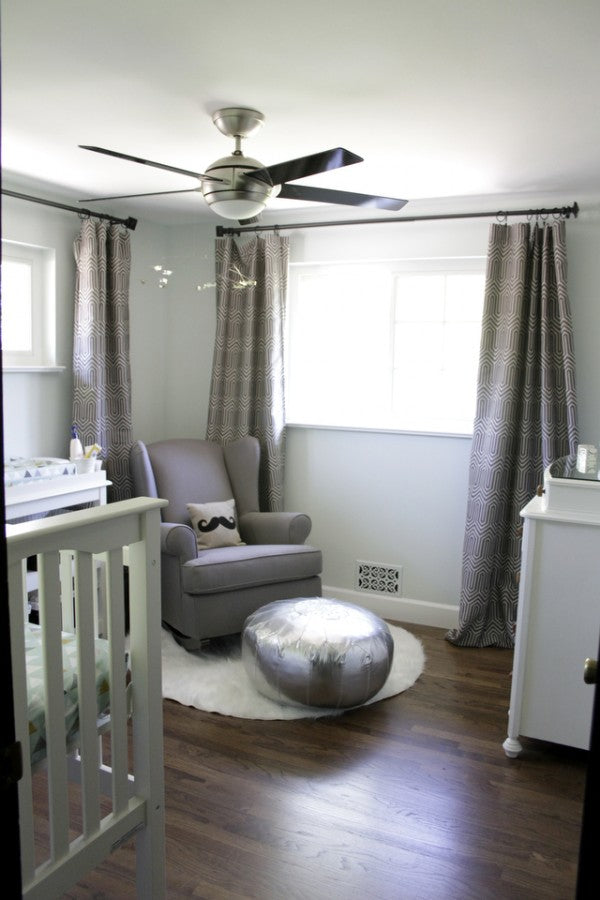 Stewart Nursery - Gray Neutral Nursery