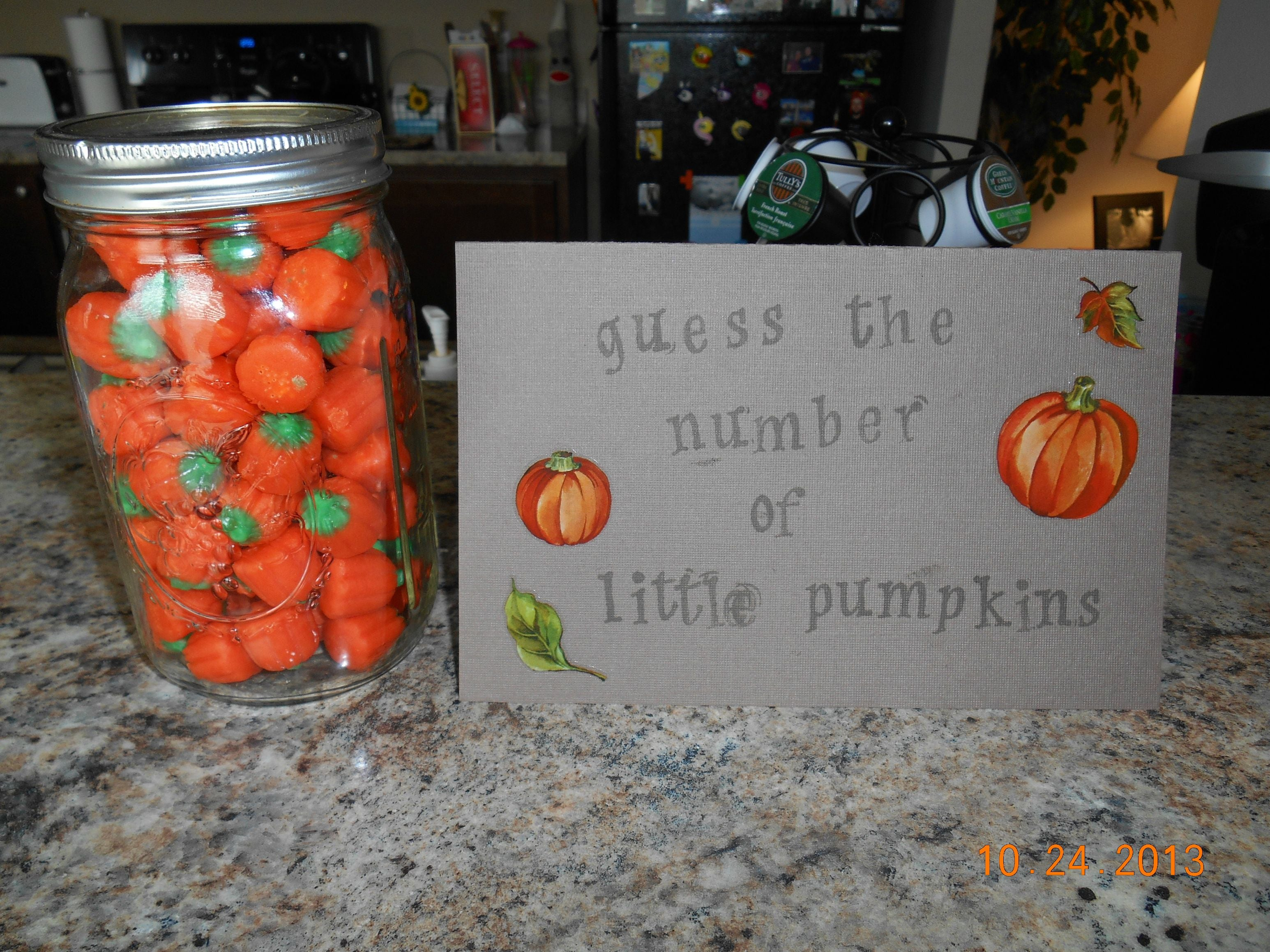 Pumpkin Game | 5 Tips When Throwing a Festive Fall Baby Shower | Baby Aspen