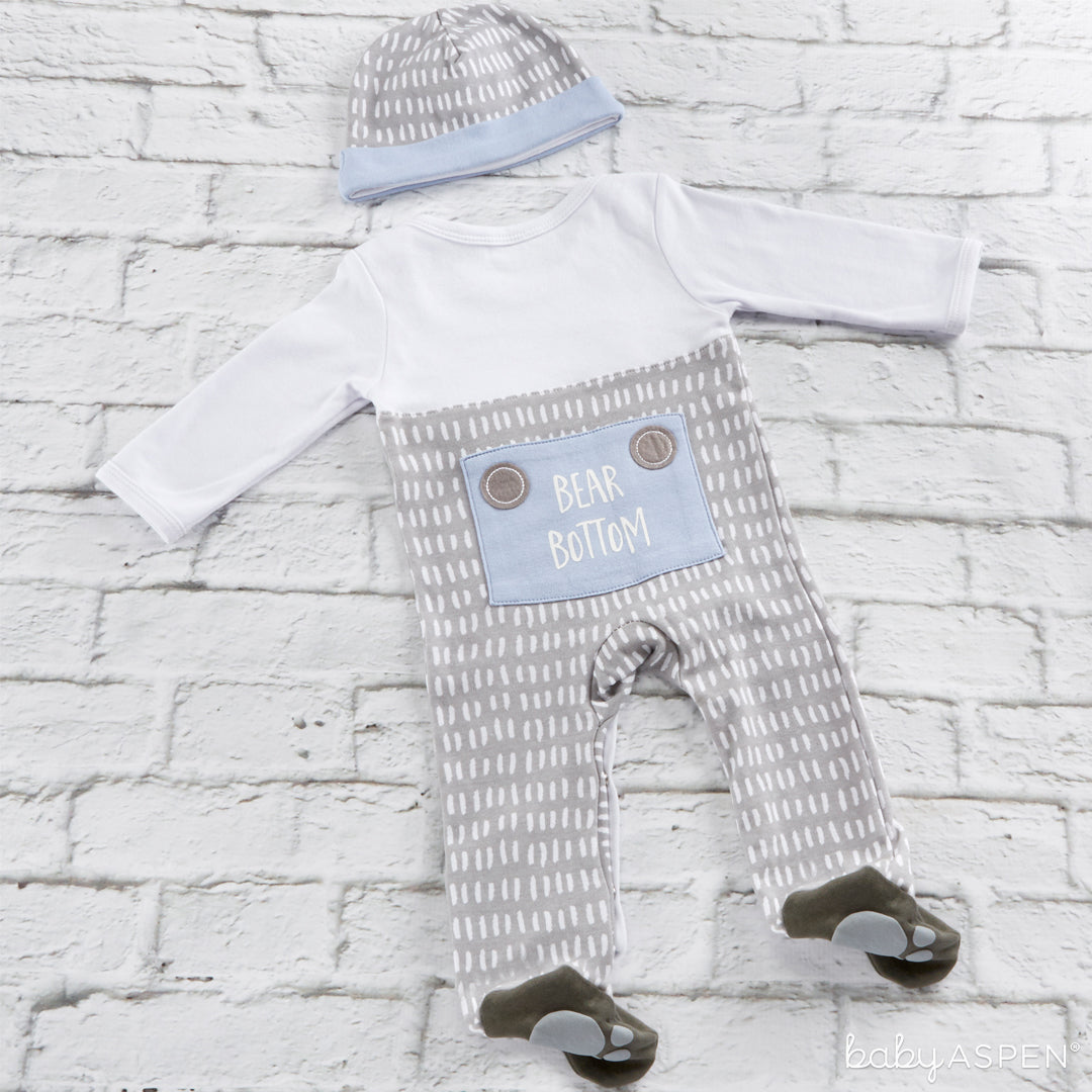Trendy Baby Bear 2-Piece Pajama Gift Set | 5 Trendy Gifts for Your Stylish Baby | Baby Aspen