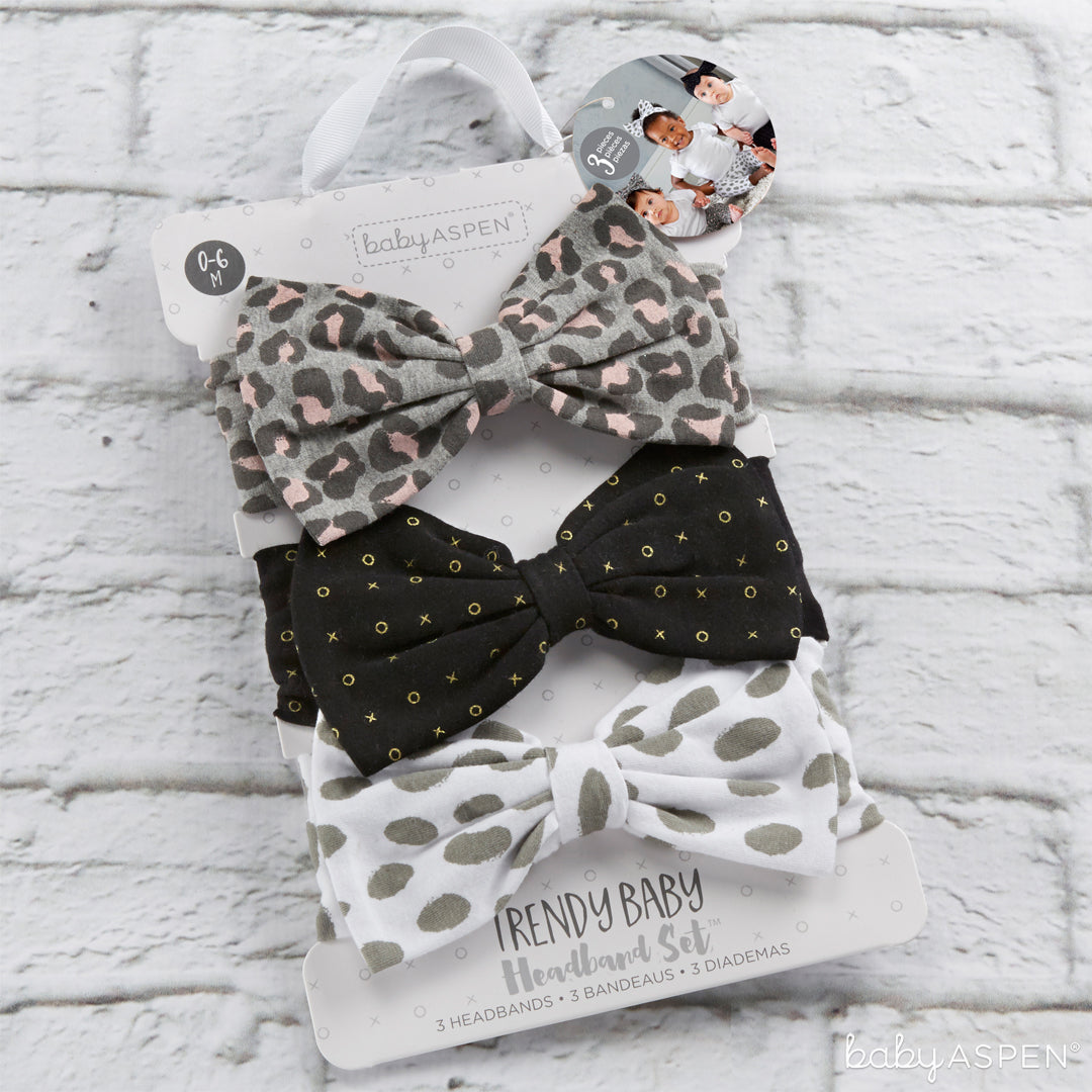 Trendy Baby Headbands | 5 Trendy Gifts for Your Stylish Baby | Baby Aspen