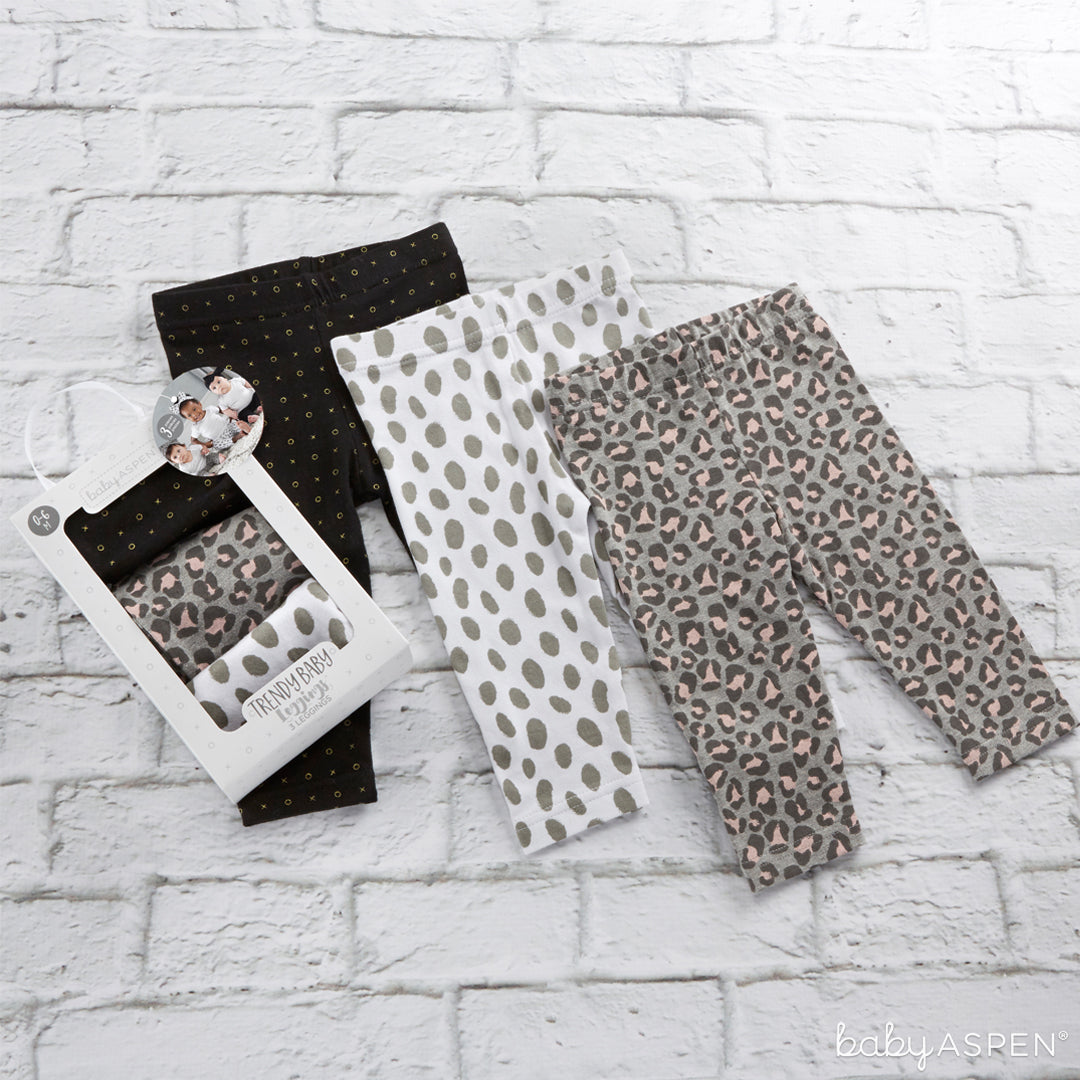 Trendy Baby Leggings | 5 Trendy Gifts for Your Stylish Baby | Baby Aspen