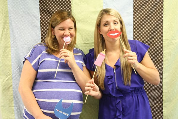 Baby Shower Fun at Baby Aspen