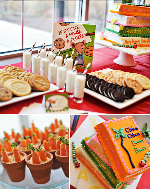 Book Baby Shower | Hostess with the Mostess
