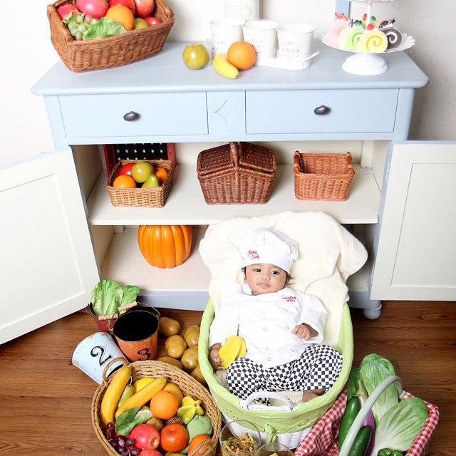 Baby Chef by haneefaersa  on Instagram | Baby Aspen