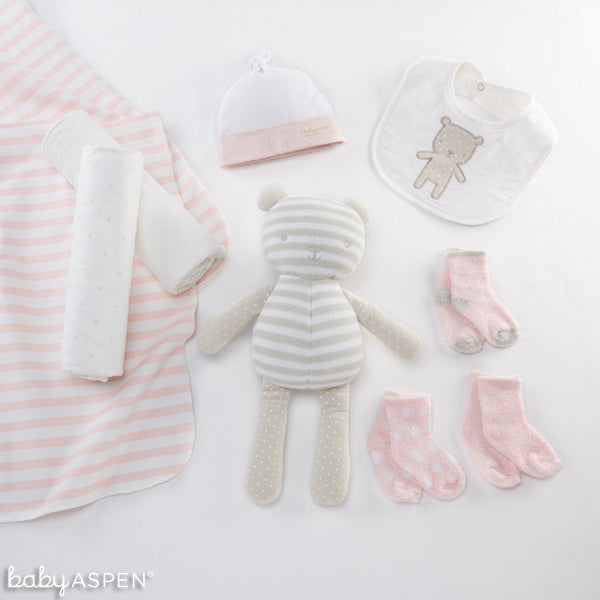 Baby Girl Gift Set from Baby Aspen
