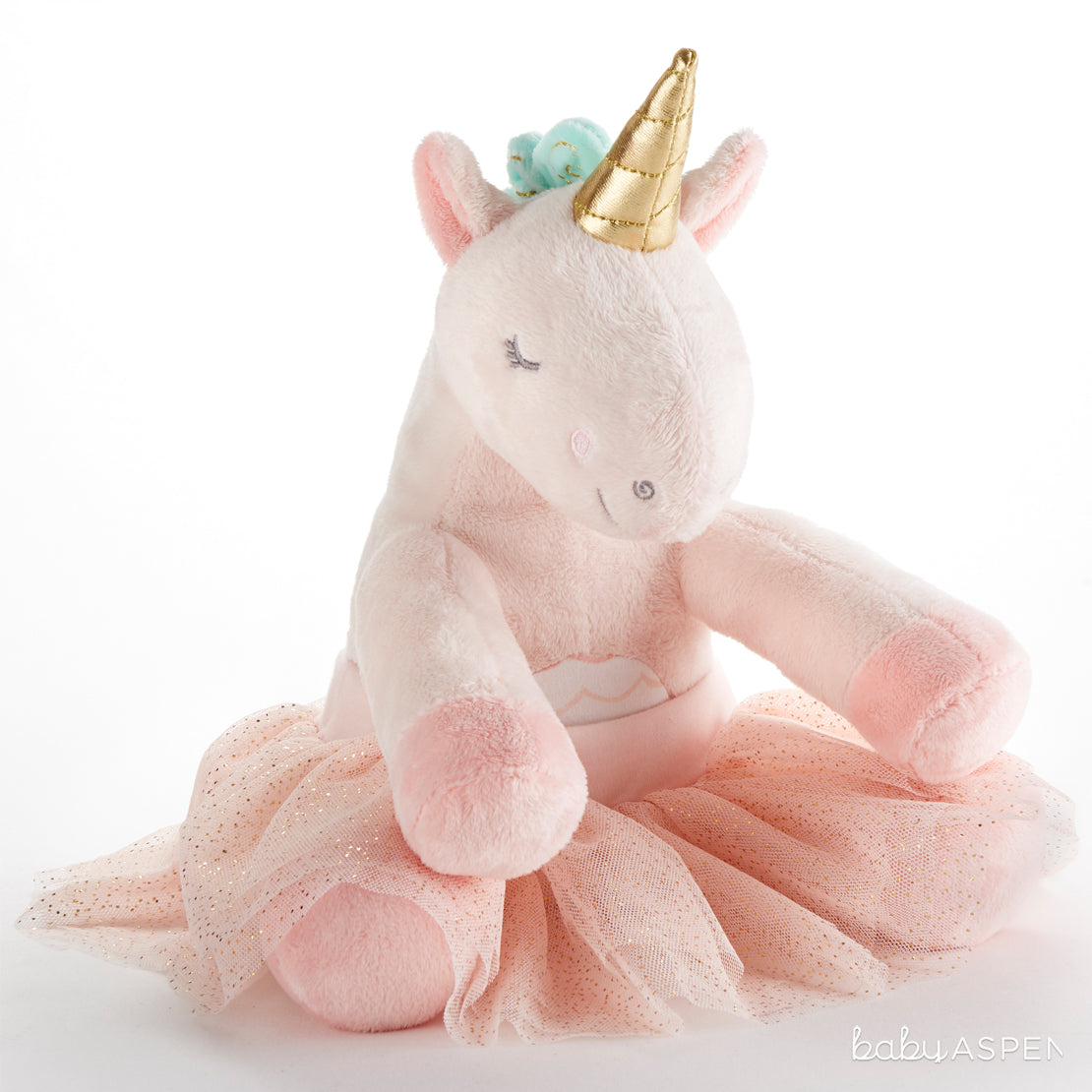 Rosie the Unicorn Plush Plus | A Unicorn Filled Giveaway | Baby Aspen
