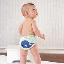 Load image into Gallery viewer, Beach Bums 3-Piece Diaper Cover Gift Set (0-6 or 6-12 Months) - Diaper Covers