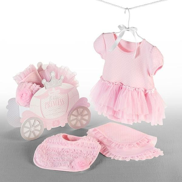 Little Princess 3-Piece Gift Set - Meal Time Baby Gifts
