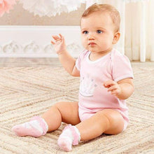 Load image into Gallery viewer, Little Princess Bodysuit & Sock Gift Set