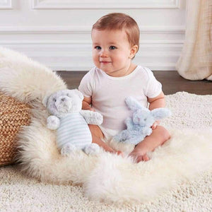 Luxury Baby Bear Plush Plus Rattle for Baby - Plush Animal