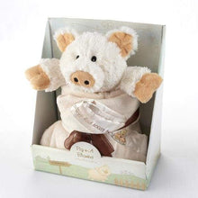 Load image into Gallery viewer, Pig in a Blanket 2-Piece Gift Set (Personalization Available) - Lovies