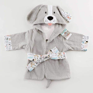 Puppy Hooded Robe (Personalization Available) - Robes