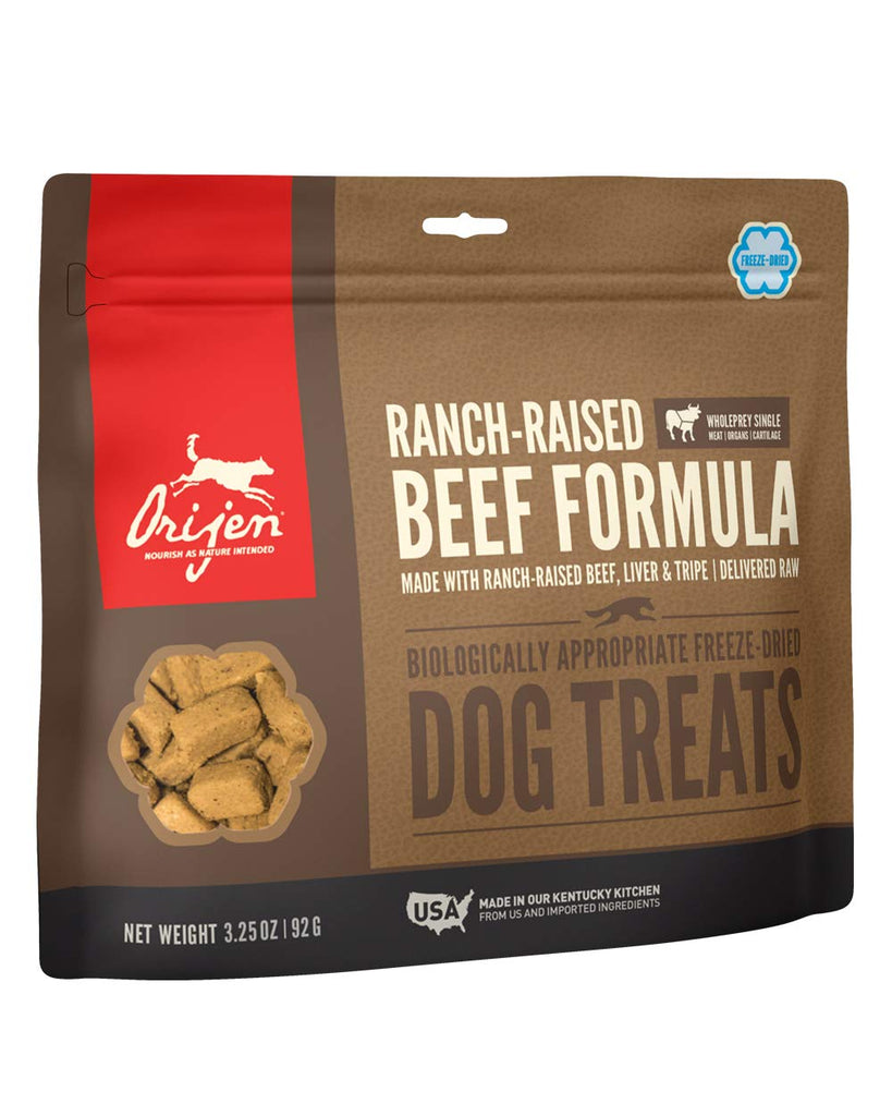 Orgin Dog Freeze-Dried Angus Beef Treat 3.25oz