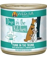 Weruva Dogs in the Kitchen Funk in the Trunk 10oz Can