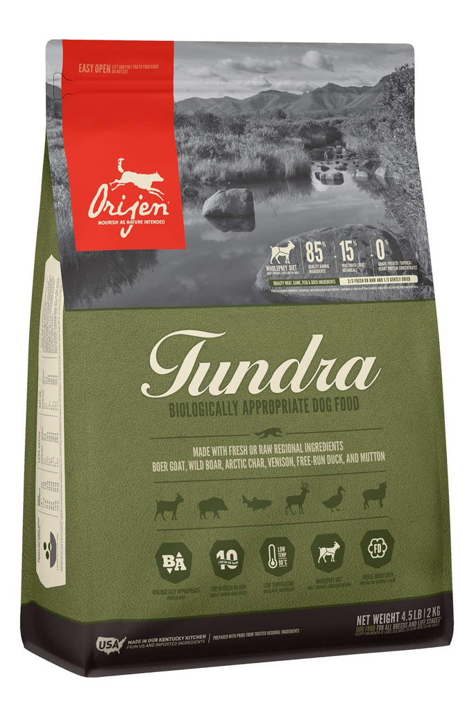 Orijen Dog Tundra All Life Stages 4.4lb