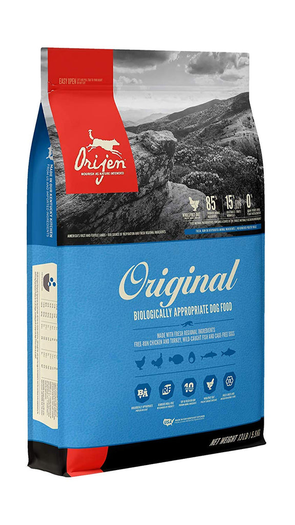 Orijen Dry Dog Food Adult Original 13lb