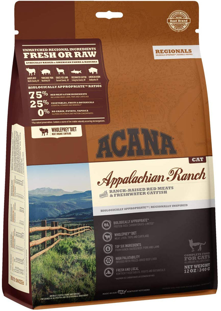 Acana Appalachian Ranch for Cat 12oz