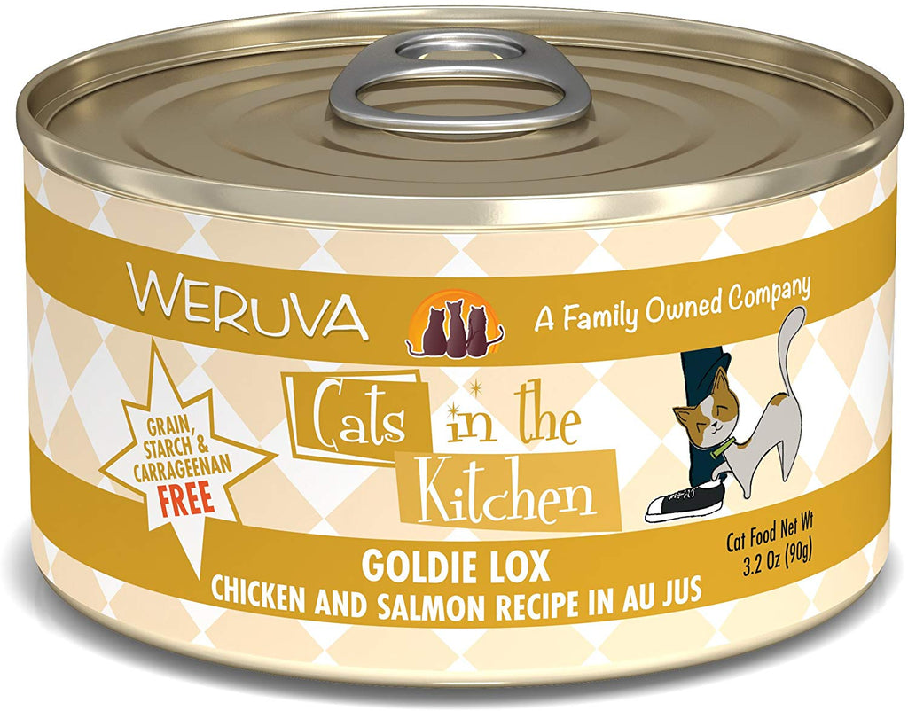 Cat's in the Kitchen Goldie Lox 3.2oz