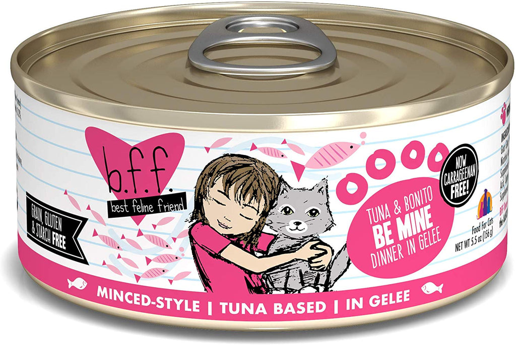BFF Be Mine Tuna and Bonito 5.5oz