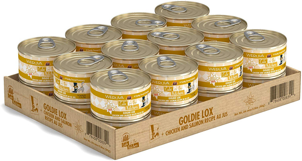 Cat's in the Kitchen Goldie Lox 6oz 24/Case