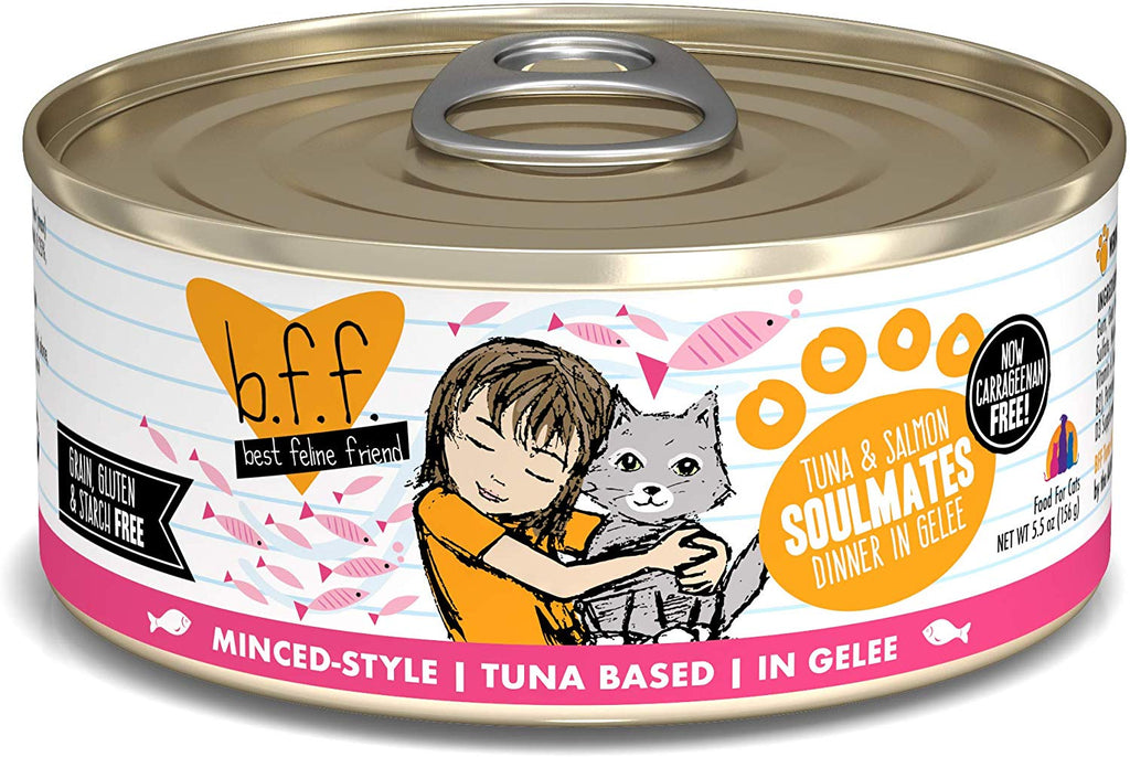 BFF Soulmates Tuna and Salmon 5.5oz