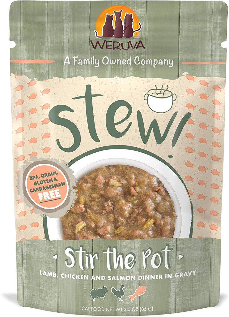 Weruva Cat Stew Stir The Pot 3oz