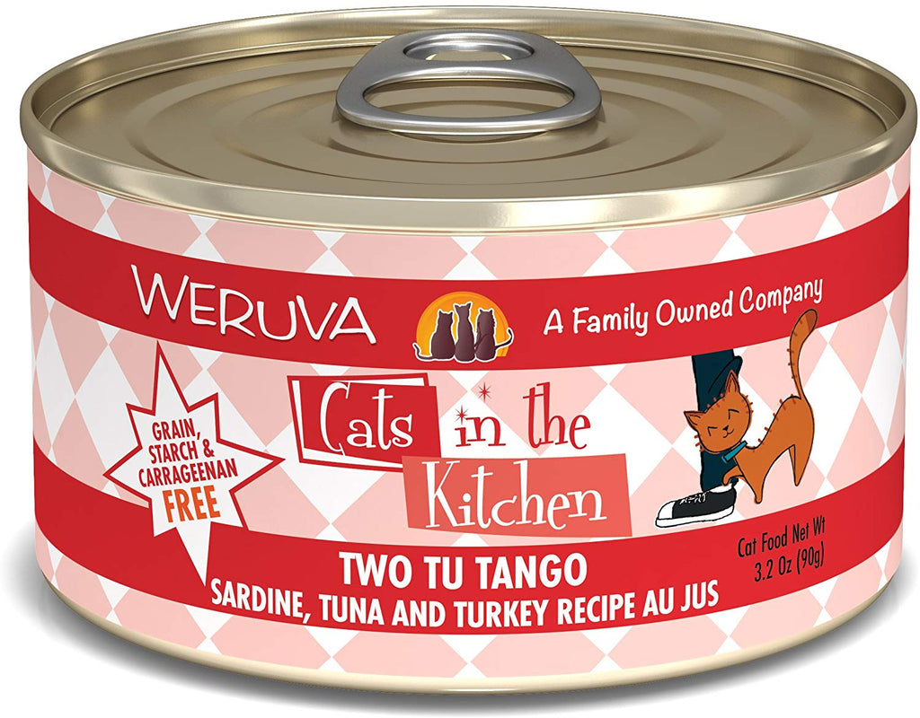 Cat's in the Kitchen Two Tu Tango 3.2oz