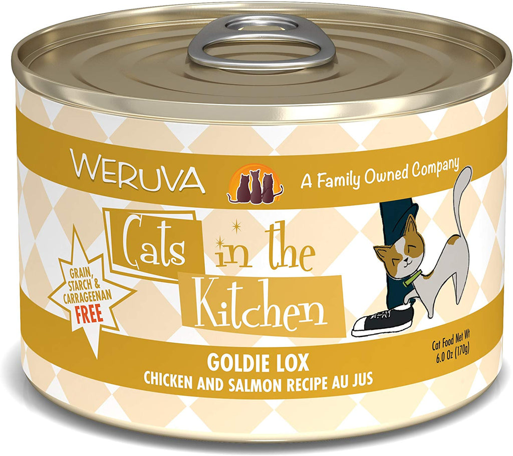 Cat's in the Kitchen Goldie Lox 6oz