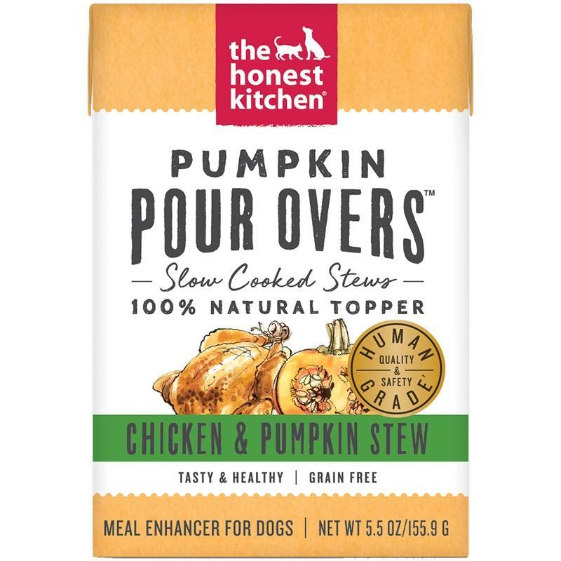 The Honest Kitchen Dog Pour  Chicken Pumpkin 5.5oz