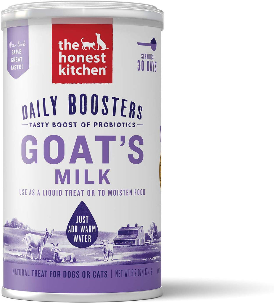 The Honest Kicthen BLOOM Instant Goat's Milk