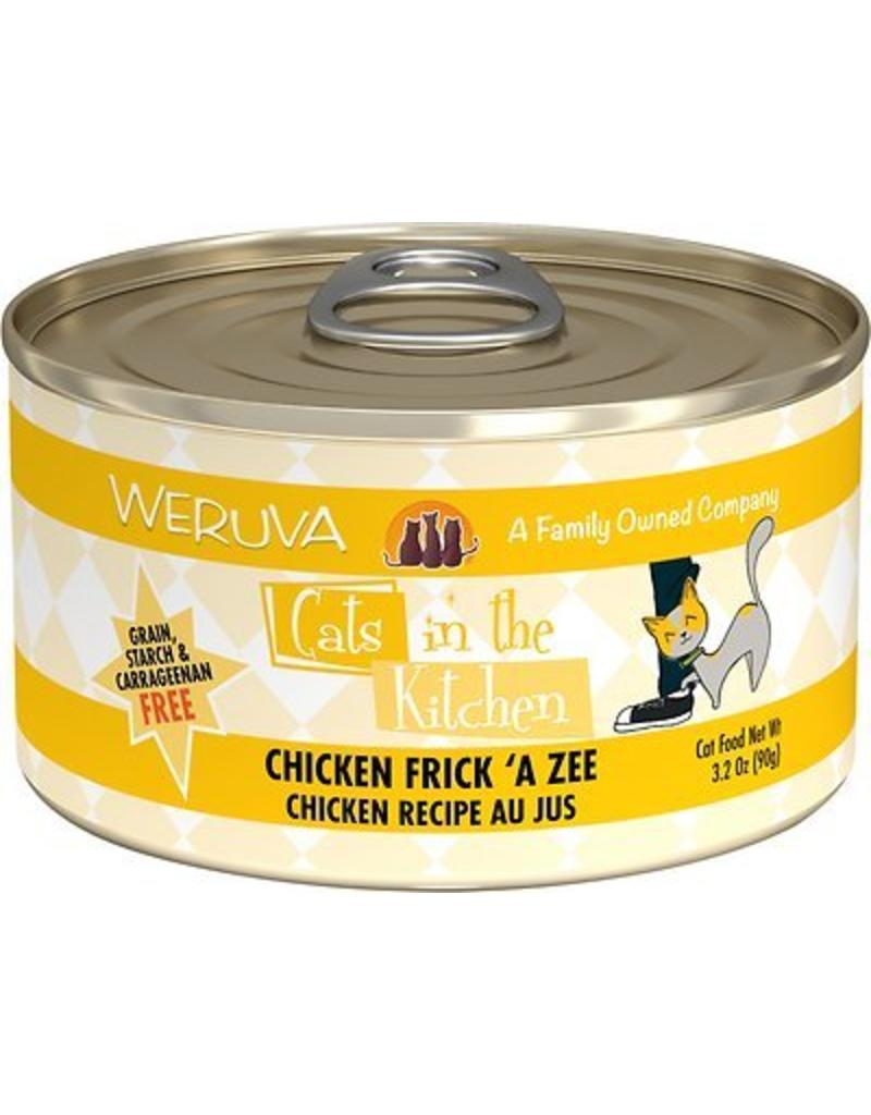 Cat's in the Kitchen Chicken Frick'A Zee 3.2oz