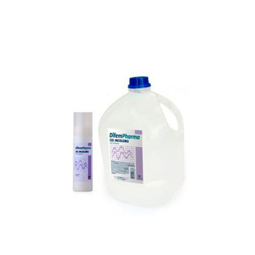 Gel Conductor Incoloro Bidon 5L+ Frasco 250 ML
