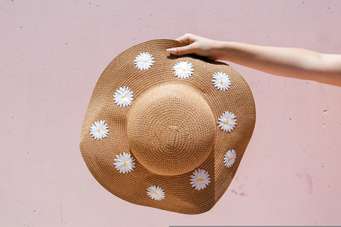 Daisy Jane Straw Hat