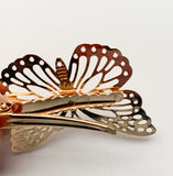 Monarch Butterfly Clips