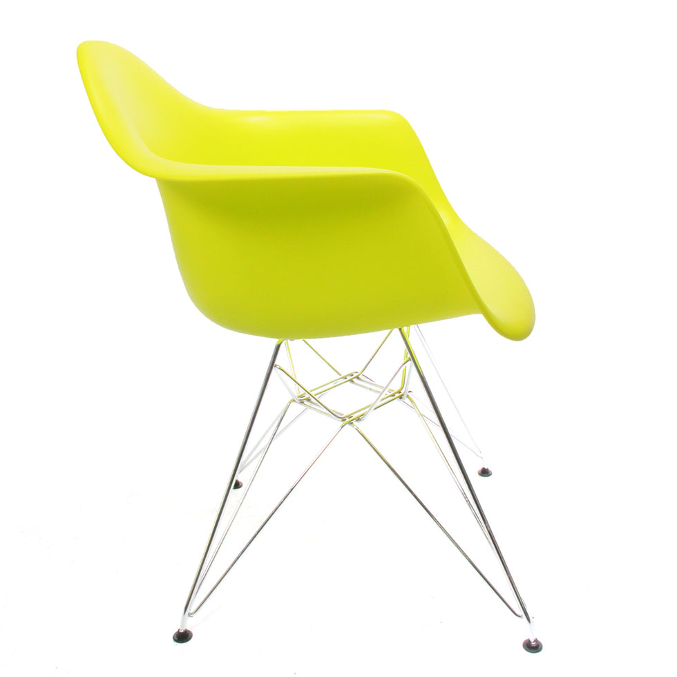Eames DAR chair geel - Charles & Ray Eames chairs