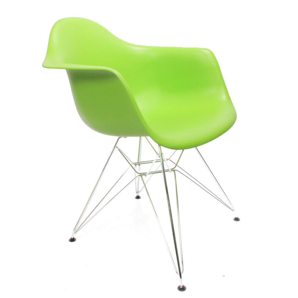 Eames DAR chair groen - Charles & Ray Eames chairs