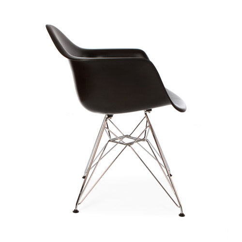 Eames DAR chair zwart - Charles & Ray Eames chairs