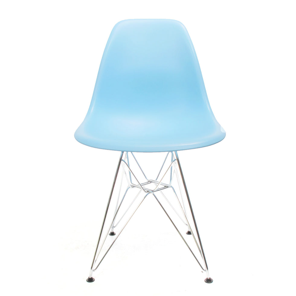 Eames DSR chair blauw - Charles & Ray Eames chairs