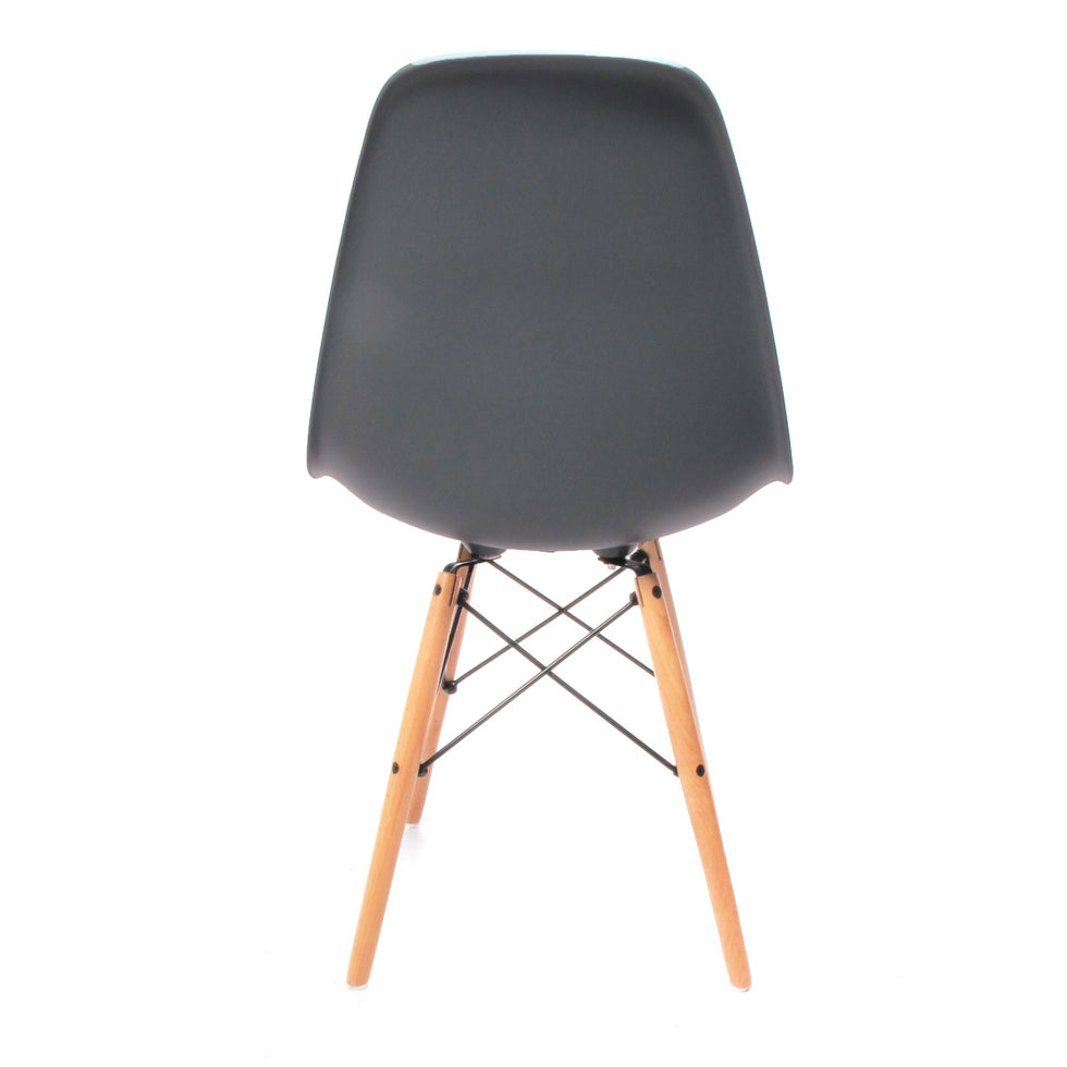 Eames DSW chair grijs - Charles & Ray Eames - tweede keuze