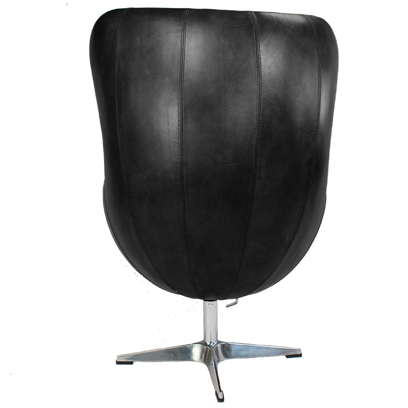 Egg chair Mason zwart