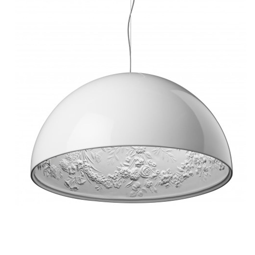 Flower hanglamp wit - flower lamp - Marcel Wanders