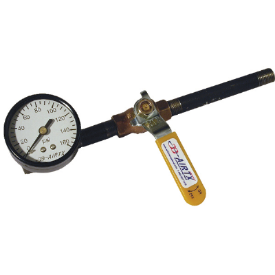 Vacuum Gauge/Valve Assembly