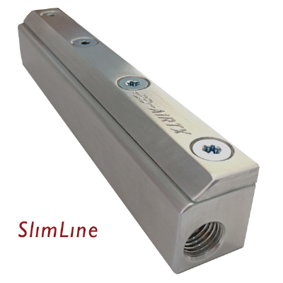 Aluminum SLIMLINE Air Knife - Series 82000