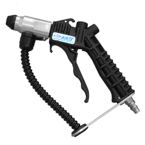 Shockless Ionizing Gun