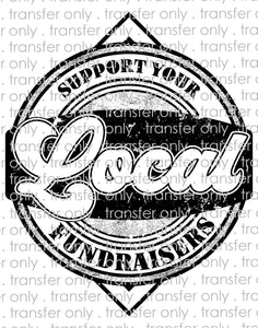 Support Your Local Fundraisers