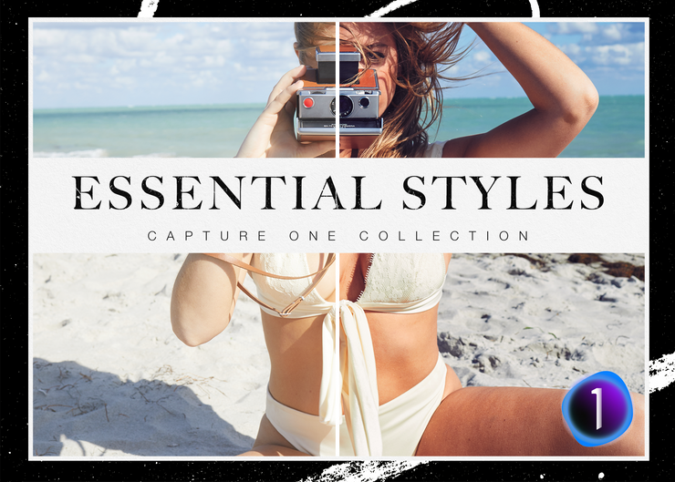 Essential Styles - Capture One